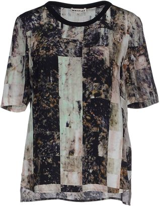 WHISTLES Blouses $245 thestylecure.com