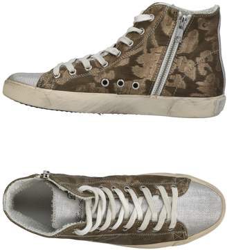 Leather Crown High-tops & sneakers - Item 11329357TH