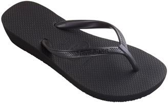 Havaianas Flip-flop Wedge Sandals - High Light