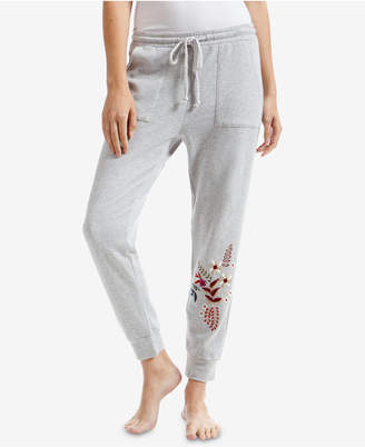 Lucky Brand Embroidered Jogger Pants