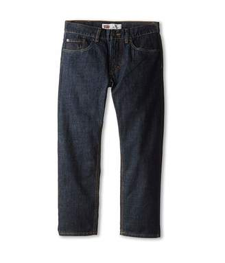 Levi's Kids 505tm Regular Fit Jean - Husky (Big Kids)