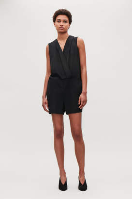 Cos SLEEVELESS SILK PLAYSUIT