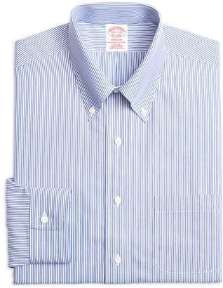 Brooks Brothers Classic Fit Stripe Dress Shirt
