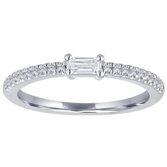 story. My Julia Diamond Ring - White Gold