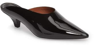 Proenza Schouler Asymmetric Pointy Toe Mule