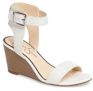 Women's Jessica Simpson Cristabel Wedge Sandal $78.95 thestylecure.com