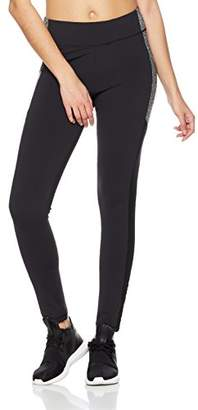 Goodsport Women's Ankle Legging Side Pocket Non See-Through Fabric XXL