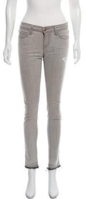 Current/Elliott Ankle Cheville Mid-Rise Jeans