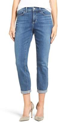 NYDJ Alina Stretch Ankle Jeans (Heyburn) (Regular & Petite)