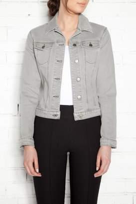Yoga Jeans Gray Denim Jacket