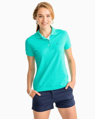 Southern Tide Women's Skipjack Polo Shirt