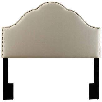 Home Meridian Glam Upholstered Headboard
