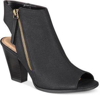 Esprit Belize Block-Heel Dress Sandals $59 thestylecure.com