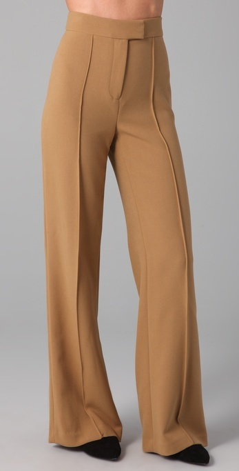 L.a.m.b. High Waist Wide Leg Pants