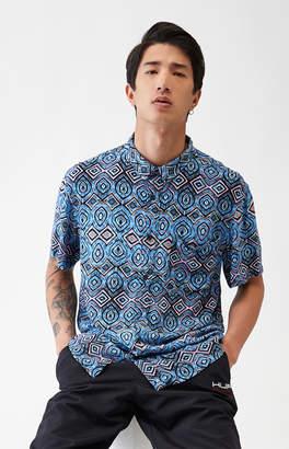 Quiksilver Fata Morgana Short Sleeve Button Up Shirt