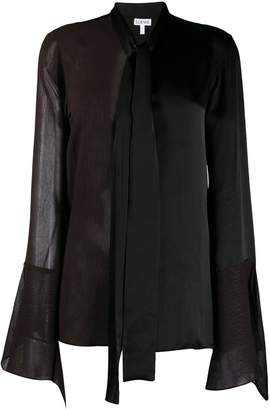 Loewe Lavaliere blouse