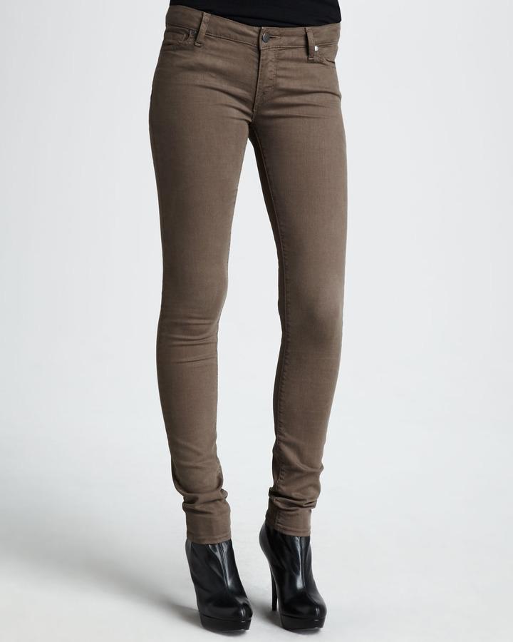 Vince Five-Pocket Skinny Jeans