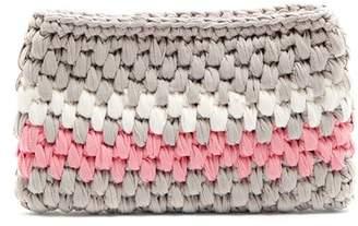 My Beachy Side - Ziggy Crocheted Clutch - Womens - Multi
