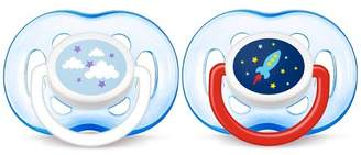 Avent Naturally Philips Freeflow Pacifier 18m+ - 2pk