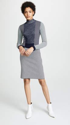 Carven Midi Dress