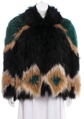 Matthew Williamson Fur Coat