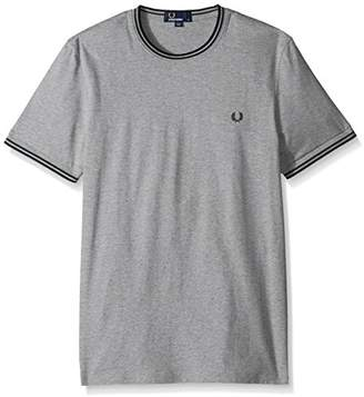 Fred Perry Men's Twin Tipped T-Shirt