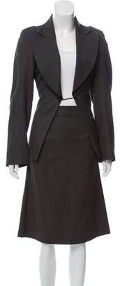 Alexander McQueen Wool Three-Piece Suit w/ Tags