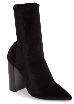 Women's Tony Bianco Diddy Stretch Bootie $160.95 thestylecure.com