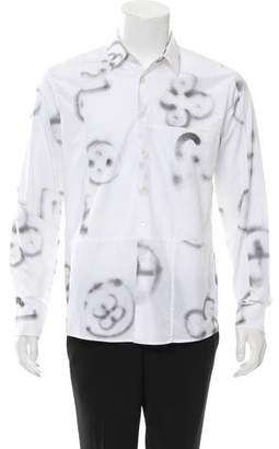 Soulland Jiang All Over Print Shirt w/ Tags