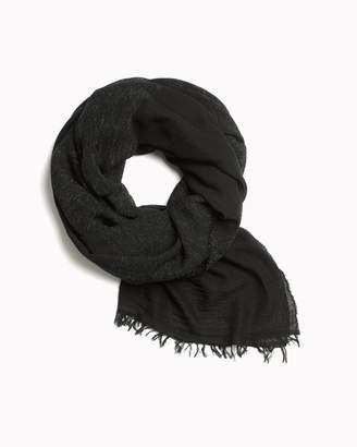 Rag & Bone Lurex stripe scarf