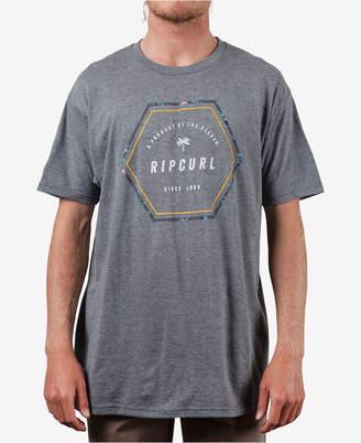 Rip Curl Men's Henry Logo Heathered T-Shirt