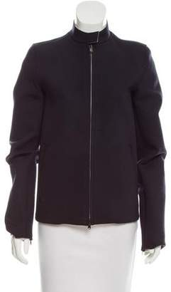 Reed Krakoff Long Sleeve Zip-Up Jacket