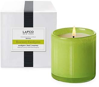 Lafco Inc. Rosemary Eucalyptus Glass Candle