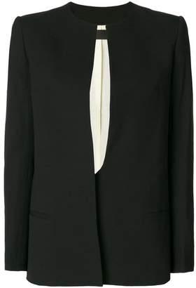 Haider Ackermann v-neck jacket