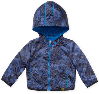 Armani Junior Woven Long Sleeve Jacket