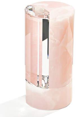 Swarovski Facet Medium Vase, Pink