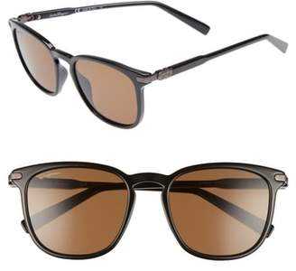 Salvatore Ferragamo Double Gancio 53mm Sunglasses