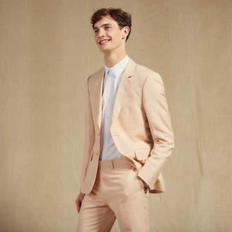 Sandro Linen blend suit jacket