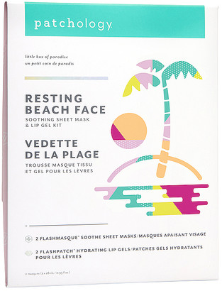 Patchology Resting Beach Face Sun Soothing Multi-Mask Kit
