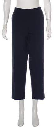 Thakoon Cropped Mid-Rise Pants