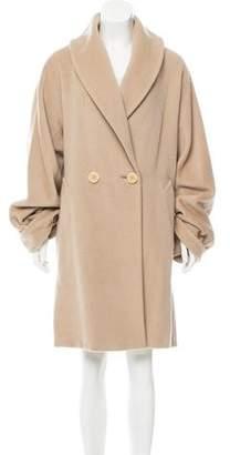 Max Mara Shawl-Collar Coat