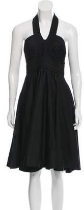 Diane von Furstenberg Jaelle Halter Dress