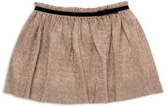 Kate Spade Girls' Metallic Crepe Skirt - Big Kid