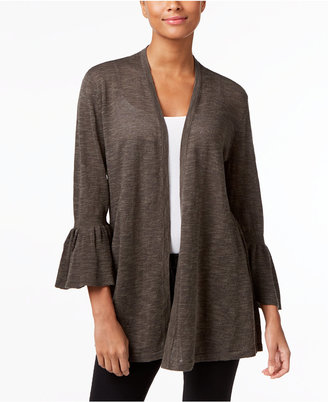 Alfani Open-Front Cardigan, Only at Macy's $79.50 thestylecure.com
