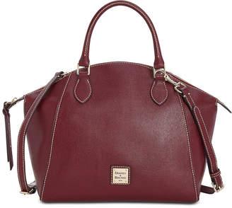 Dooney & Bourke Sydney Saffiano Leather Satchel