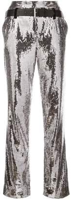 RtA Dillon sequin trousers