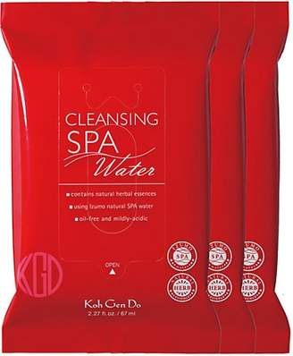 Koh Gen Do Women's Spa Cleansing Water Cloths 30 Pack