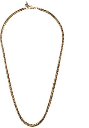 "Passiana Snake Chain 30"" Necklace"
