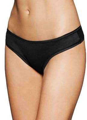 Fine Lines Pure Cotton G String