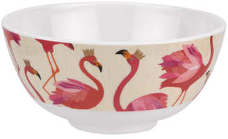 Spode Flamingo Melamine Bowls, Set of 4